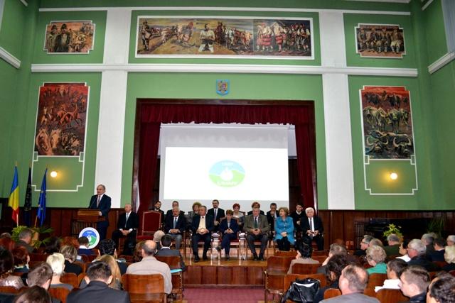 New academic 2013-2014 Cluj UASVM Cluj 01